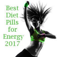 Best Diet Pills for Energy 2017