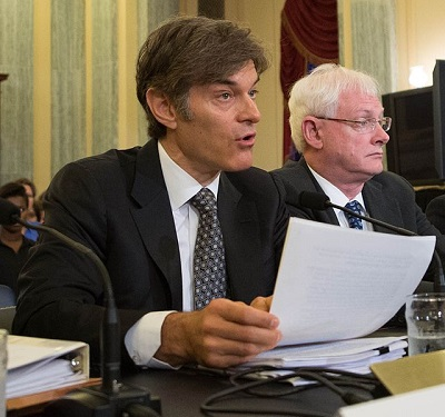 How Diet Pills Use Dr. Oz's Name to Scam You