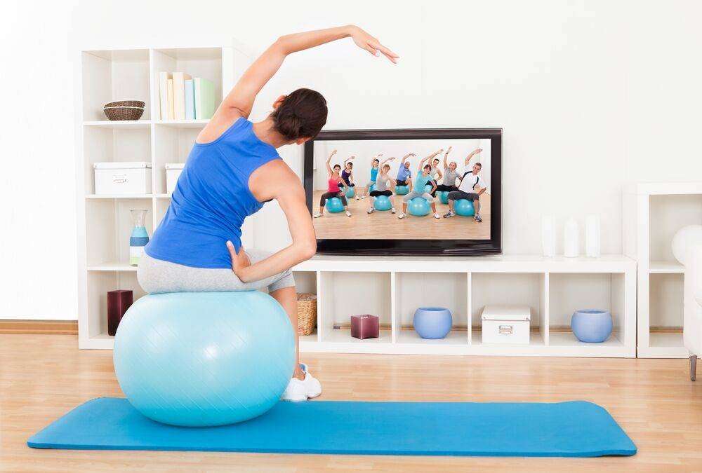 Home Workout Technology is Changing Our Living Room Exercises