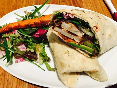 Delicious Weight Loss Wraps Fill You Up All Afternoon