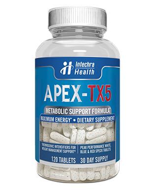 APEX-TX5 bottle