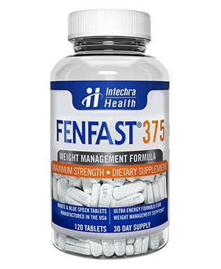 FENFAST 375 bottle of 120 tablets