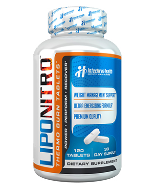 LIPONITRO Thermo-Burn Complex diet pills 30 day supply