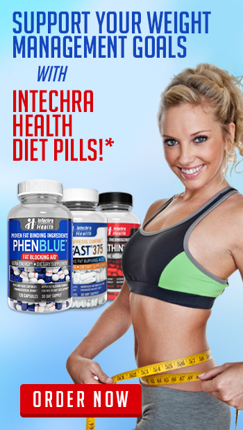 Reach your weight management goals with Intechra Health diet pills