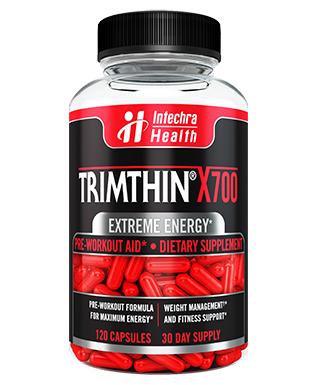 TRIMTHIN X700 bottle
