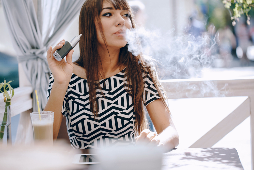 Vaping to Curb Appetite: A Safe and Effective Option?